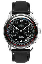 ZEPPELIN LZ126 Los Angeles Herrenuhr Chronograph Chrono 7614-2