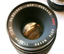 Canon FD Panagor 90mm F2.8 Macro Manual Focus Telephoto Lens