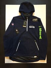 Nike NFL Seattle Seahawks Shield Alpha Fly Jacket Mens Size XL