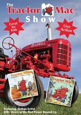 The Tractor Mac Show DVD