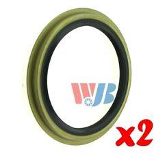 Pair of 2 WJB WS1932 Oil Seal Wheel Seal Cross 1932