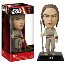 STAR WARS - REY Vinyl Bobble Head Knocker Wacky Wobbler Brand New