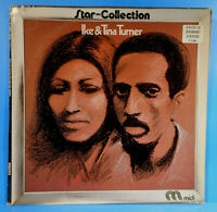 STAR COLLECTION IKE & TINA TURNER LP 1972 GERMANY GREAT CONDITION! VG+/VG!!