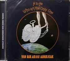 Van Der Graaf Generator-H to He Who Am the Only One cd 2 bonus remaster