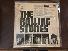 Rolling Stones Signed Debut Album All 5 Members with Brian Jones PSA DNA