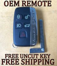 Oem Range Rover Evoque Land Rover Lr2 Lr4 Sport Smart Key Proximity Remote Fob Fits More Than One Vehicle