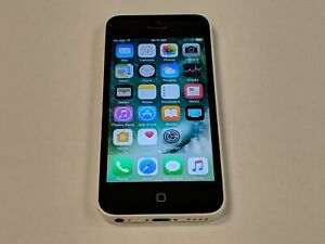 Apple iPhone 5C A1532 8GB Verizon Wireless White Smartphone/Cell Phone *Tested*