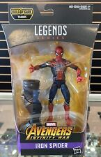 Iron Spider Spider-Man Avengers Infinity War Marvel Legends Thanos BAF