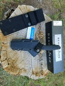 Benchmade Protagonist 169BK First Production 384 Of 600
