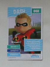 Disney Heroes On A Mission Card No 002 Dash Sainsbury's 2021 Free Postage
