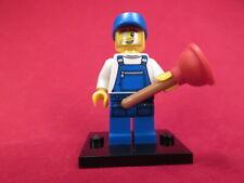 LEGO SERIES 9 PLUMBER .sealed