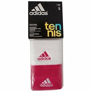 Adidas Adults Unisex Tennis Wristbands M66208