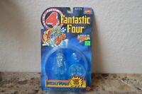 """Fantastic Four Invisible Woman Clear Action 5"""" IN FIGURE TOY BIZ Toybiz 4"""