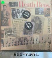 Heath Brothers(Vinyl LP)Expressions Of Life-Columbia-37126-US-1981-Ex+/Ex+