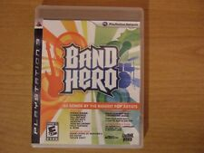 Band Hero (PlayStation 3)