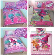 Ropa de cama para niños y niñas de color principal rosa para niños