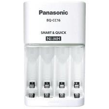 PANASONIC Ni-Mh AA AAA Rechargeable Battery Quick Charger BQ-CC16 AC100-240