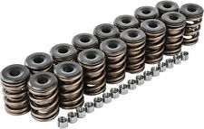 Ford Cleveland 351C Valve Springs+Steel Retainers+Locks Kit