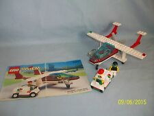 Lego Set 6341 Gas N Go Flyer VINTAGE TOWN city w/ instructions 100% complete