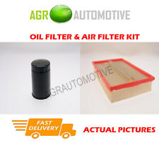 DIESEL SERVICE KIT OIL AIR FILTER FOR FORD GALAXY 1.9 110 BHP 1997-00