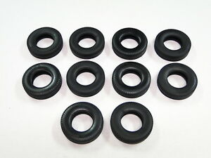 NEW TAMIYA KING KNIGHT HAULER 1/14 Tires Set of 10 GRAND T10