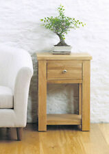 Baumhaus Oak Contemporary Side & End Tables