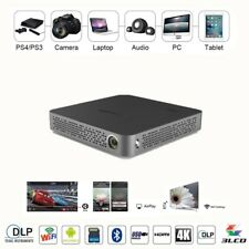 5500 Lumens Mini Portable DLP 4K 1080P Projector LED Android  Home Theater HDMI