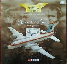 Corgi Aviation ArchiveClassic Propliners Bristol Britannia 100 BKS AA31503 1:144