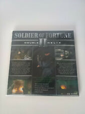 Jeu Soldier of Fortune 2 : Double Helix FPS PC Soldier of Fortune II PAL - BE GC