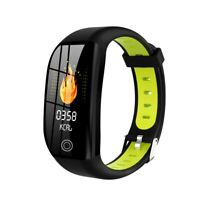 Fitness Tracker Smart Watch Bracelet Wristband Fitbit Style Activity Monitor
