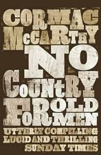 No Country for Old Men, McCarthy, Cormac, New condition, Book