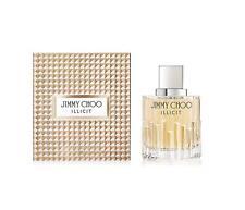 Jimmy Choo Illicit Femme/Woman Eau De Parfum and Vaporizer/Spray 60 ml,RRP£50