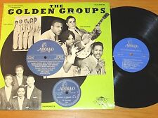 REISSUE DOO WOP GROUP LP - VARIOUS ARTISTS - RELIC 5078  BEST OF APOLLO RECORDS