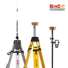 Bince N90 GPS RTK GNSS System Base + Rover + External 35W Radio Surveying Set