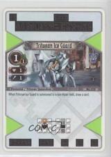 2007 The Eye of Judgement Battle Card Game Base #020 Tritonan Ice Guard 2ic