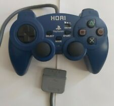 Sony Playstation 2 - Hori Analog Sindou Pad Blue Controller - Japan Exclusive