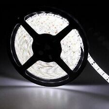 24 V 5 M BANDE DEL Stripe 6500k Blanc White SMD 5050 ip65 300 DEL 14,4w/m Volume