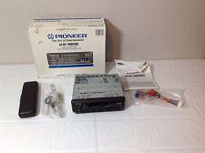 Vintage Pioneer KE-1900 AM/FM Cassette Car Stereo W/Box