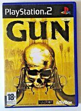 Gun - PlayStation 2 PS2 - PAL