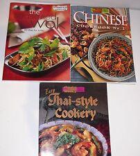 Chinese Cookbook: No.2 Easy Thai-Style The Seasoned Wok Aust Women's Weekly
