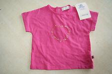Tee-shirt rose neuf taille 6 mois marque Lapin Bleu étiqueté à 22€  (md)