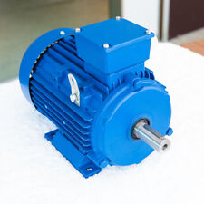 5.5kw 7HP 2910rpm shaft 38mm 132 Electric motor Three-phase 415v air compressor