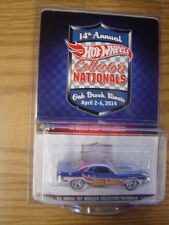 HOTWHEELS Collectors Nationals 14th Convention 2014 70 Dodge Hemi Challenger