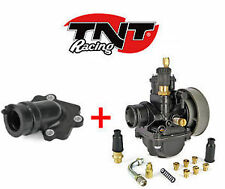 Carburateur Type  phbg 19 mm DELL'ORTO starter + Pipe MBK Ovetto Mach G Nitro 50