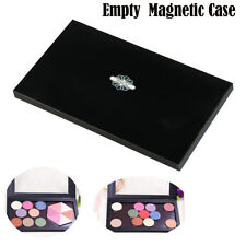 Empty Magnetic Palette Holder Box for Eyeshadow Blush Powder Makeup Pans Hot US