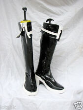 Vocaloid  BLACK ROCK SHOOTER Cosplay Shoes Custom Made