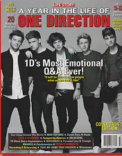 LIFE STORY A YEAR IN THE LIFE OF ONE DIRECTION, COLLECTOR'S EDITION.