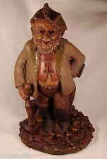 "Hyke-R 1983~Tom Clark Gnome~Cairn Studio Item #27~Ed #17~Rare 5/8"" Version~Story"