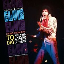 Elvis - Living From Day To Day, Chasing A Dream - Digi Pk 2x CD - New & Sealed