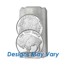 Lot of 20 Silver 1 Troy oz. Silver Round .999 Fine Generic Rounds - Our Choice